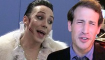 Johnny Weir's Husband -- ARREST THIS MAN ... Weir Is Threatening Me!!!