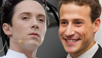 Johnny Weir's Husband -- Allowance Set at $1k / Month ... aka No More Birkins and Furs