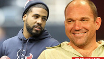Arian Foster -- PRAISED FOR MOVIE DEBUT ... 'They Weren't Gonna Hire Him If He Couldn't Act'