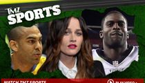 TMZ Sports Show: Basketball Star -- Super Sperm to the Rescue