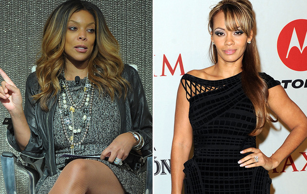"Evelyn Lozada Goes Off on Wendy Williams for Calling Baby ""A Cash Register"""