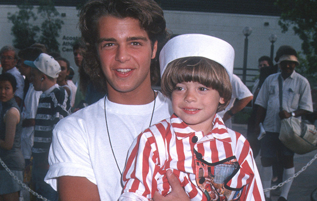The Youngest Lawrence Brother -- What's He Look Like Now?