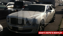 Sean Kingston -- They Repo'd My Other Car Too!