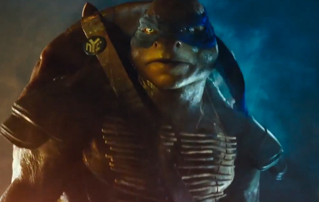 "First ""Teenage Mutant Ninja Turtles"" Trailer Introduces Us to a New Breed of Super-Turtle"