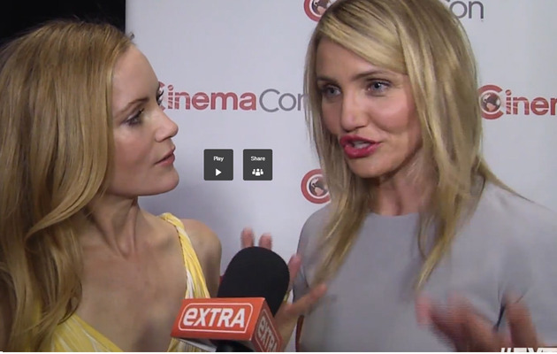 Cameron Diaz on Gwyneth Paltrow & Chris Martin Split: It's Really Brave of Them!