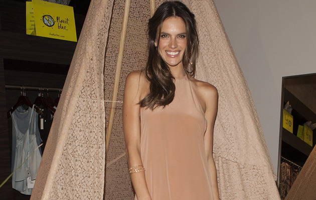 Alessandra Ambrosio's Guide to Packing for Coachella