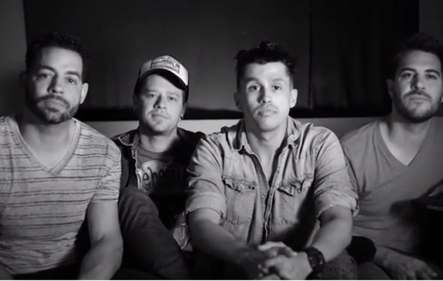 """O-Town Reunites, Says They're Ready For A """"New Beginning"""""""
