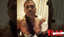 Benzino -- I Don't Know Why I Got Shot ... But I DO Have Issues with My Nephew