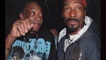 Snoop's Uncle Junebug Dies -- He's Hotboxing Heaven Now