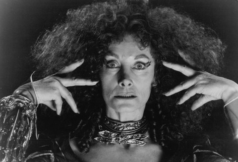 "Jean Marsh is best known for playing the frightening witch Mombi in the 1985 movie ""Return to Oz."""