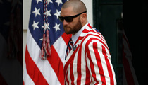 Jonny Gomes -- I'm NOT Keeping My USA Jacket ... It's Going to Charity