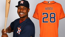 Houston Astros -- EVERYONE'S AFTER OUR HOES ... Jerseys