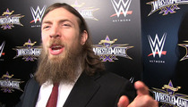 WWE Superstar Daniel Bryan -- Michigan State 'Yes' Chant ... Blew My Mind!