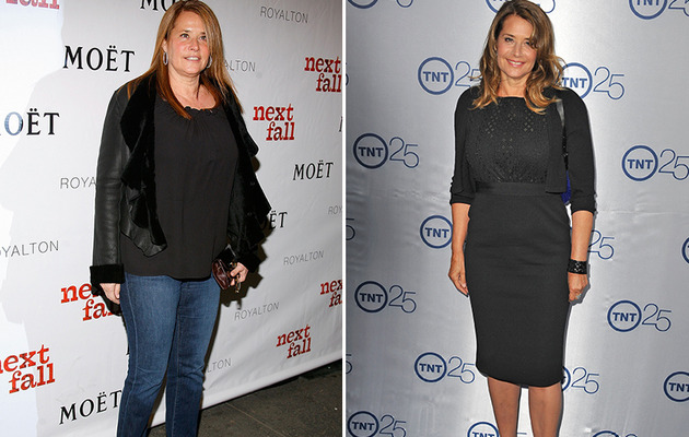 """Sopranos"" Star Lorraine Bracco Reveals She's Lost 35 Pounds"