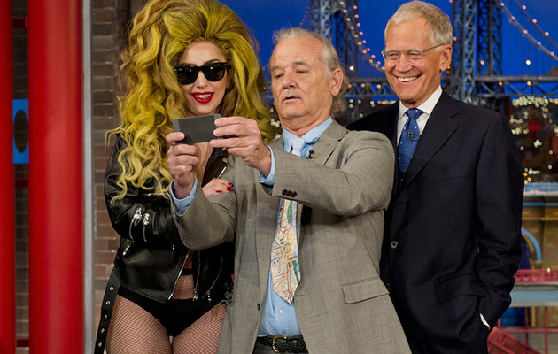 Video: Lady Gaga Makes Bill Murray's Bucket List Dreams Come True