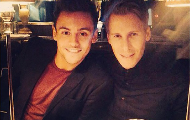 "Tom Daley Is No Longer Bisexual, Says ""I Am a Gay Man Now"""