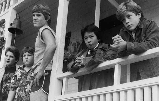 """The Goonies"" Sequel Coming -- See Original Stars Now!"