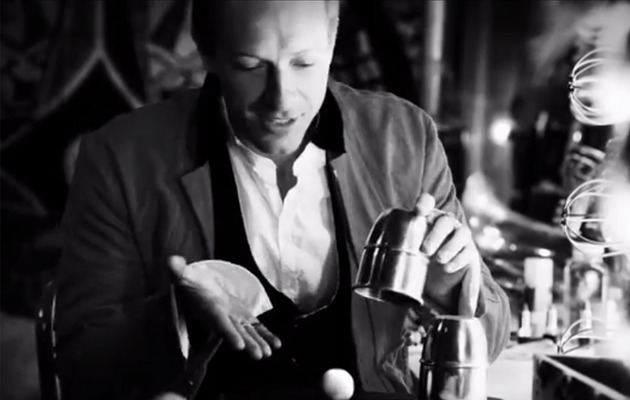 "Chris Martin Plays A Magician in Love in Music Video For ""Magic"""