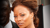 'America's Next Top Model' Eva Marcille & Baby Daddy All Smiles ... After Restraining Order