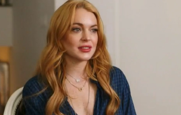 Lindsay Lohan Admits To Relapsing on OWN Docuseries