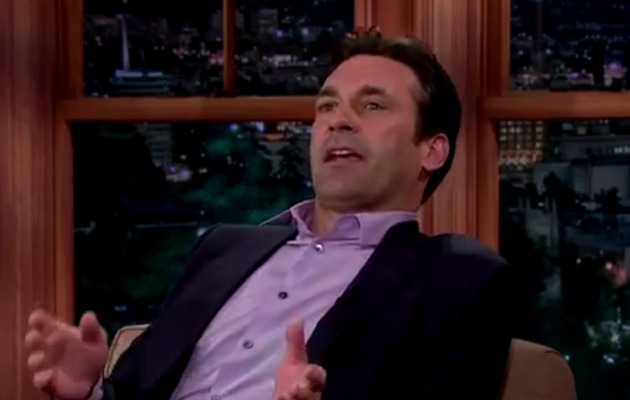 Jon Hamm Makes Fun of His '90s Dating Show Appearance