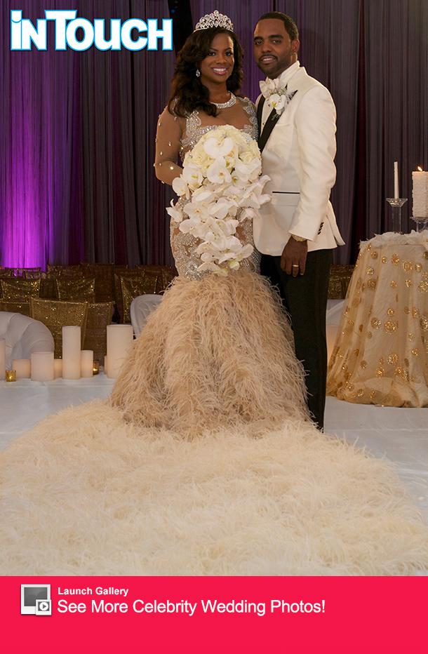 Hip Hop Wedding Dress