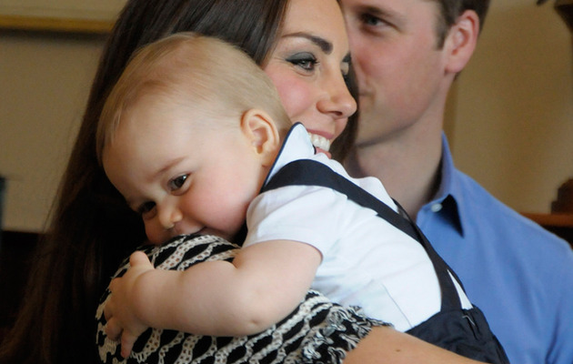 The Royal Baby Just Had the Cutest Playdate Ever -- See the Photos!