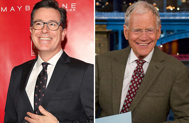 "Stephen Colbert To Take Over ""The Late Show"""