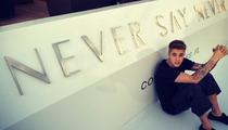 Justin Bieber -- I'm on a Boat ... But It Isn't Mine!