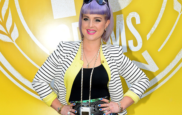 Kelly Osbourne Looks Super Skinny After Weight Gain Rumors