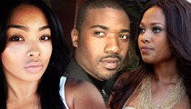 'Love & Hip Hop L.A.' -- Huge Chick Fight Over Ray J [VIDEO]