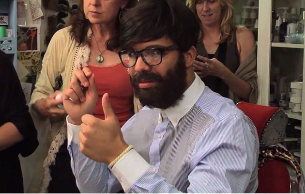 Drake Goes Undercover for Jimmy Kimmel -- Gets Insulted to His Face!