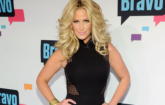 Kim Zolciak Posts Bikini Butt Pic 5 Months After Having Twins!