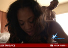 'Love & Hip Hop' Star Mimi Faust -- Hardcore Sex Tape ... With Reality Co-Star