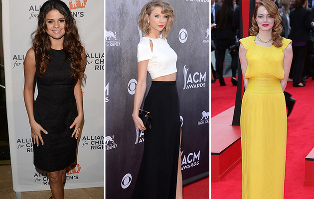 Selena, Taylor & More -- See This Week's Best Dressed Stars!