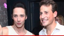 Victor Voronov & Johnny Weir Divorce OFF -- We'll Reconcile, BUT...