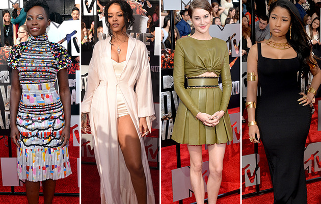 MTV Movie Awards: See All the Red Carpet Arrivals!