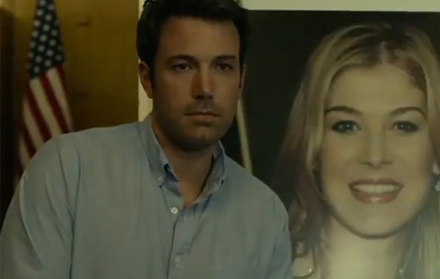 "First ""Gone Girl"" Trailer Drops -- And It Looks Gooooood!"