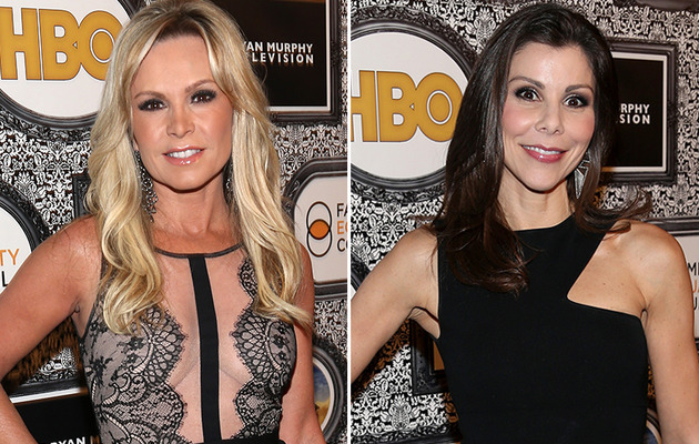 "Video: ""Real Housewives of Orange County"" In the Hot Seat!"