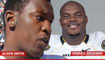 Aldon Smith -- 'HE'S NOT A BAD GUY' ... Say College Teammates