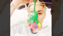 Miley Cyrus HOSPITALIZED For Severe Allergic Reaction -- Cancels Concert