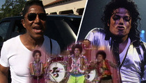 Michael Jackson -- Owes All His Fame to the Jackson 5 ... Says Jermaine Jackson