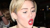 Miley Cyrus Emergency -- More Like MILEY SINUS EMERGENCY
