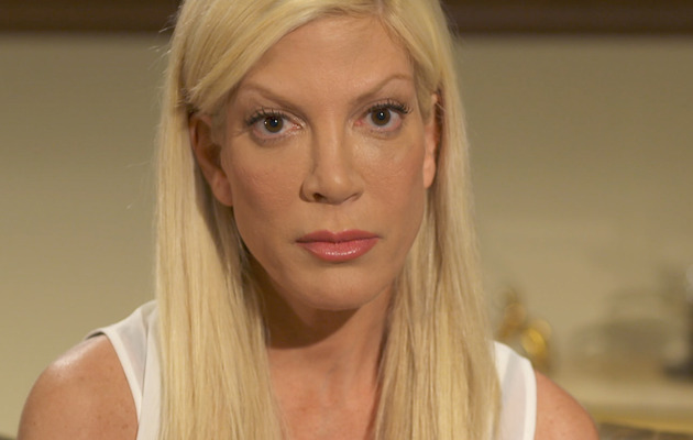 Video: Tori Spelling Explains How She Found Out About Husband's Affair