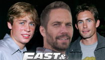 Paul Walker -- Brothers Will Mimick Paul's Voice For 'Fast and Furious 7'