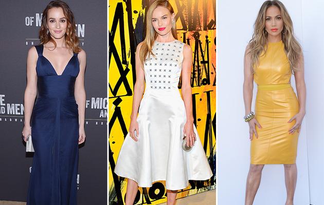 Leighton, J.Lo & More -- See This Week's Best Dressed Stars!