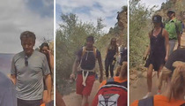 Gordon Ramsay and The Beckhams -- The Grand Canyon Getaway [VIDEO]