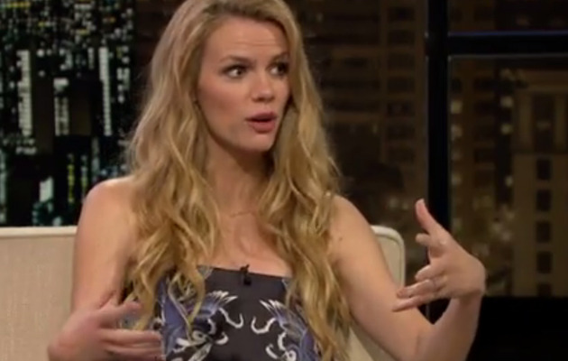 "Brooklyn Decker Says She ""Wasn't Great At Modeling"" -- Find Out Why!"