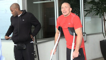 Georges St-Pierre -- I Want To Be a Villain!!