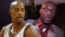 Ex-NBA Star Kenny Anderson -- Lamar Should See a Shrink ... It Works For Me!